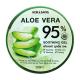Aloe Vera Soothing Gel 95% Kokliang 300 ml.